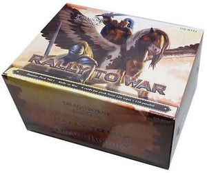 Drago Borne TCG Rally To War Booster Packs