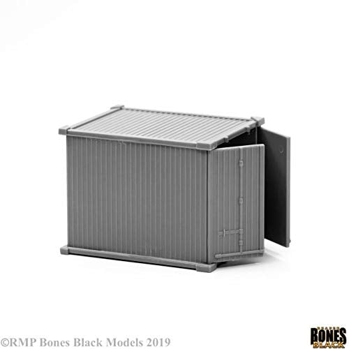 Bones Black: 10 Ft Container