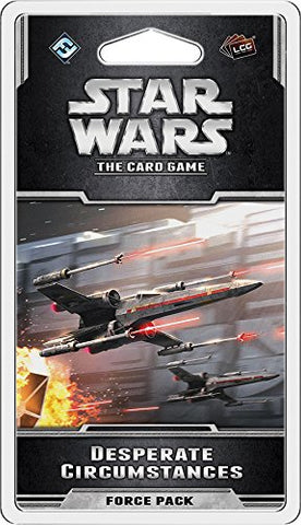 Star Wars LCG: Desperate Circumstances Force Pack