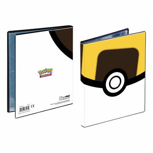 Pokemon: Ultra Ball 4-Pocket Portfolio
