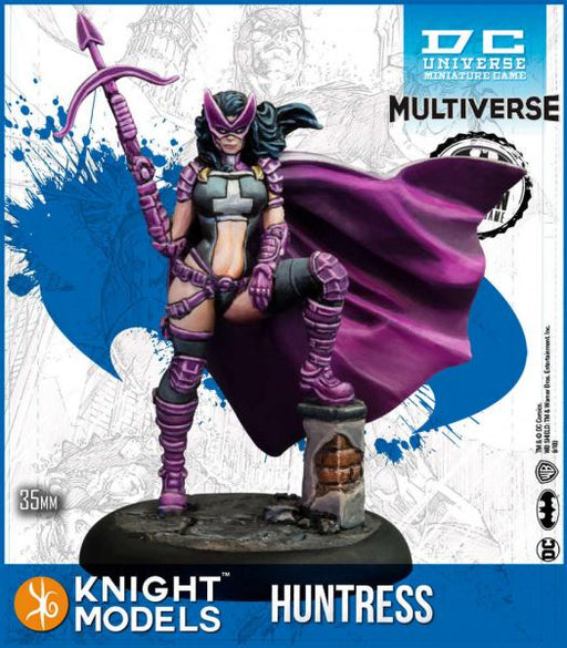 Batman Miniature Game: Huntress (Multiverse) (Resin)