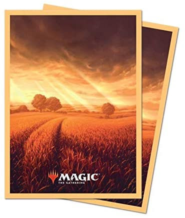 Magic the Gathering: Unstable Deck Protector Sleeves (100) - Plains