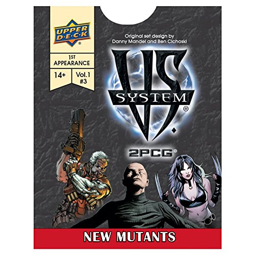 VS System 2PCG: New Mutants