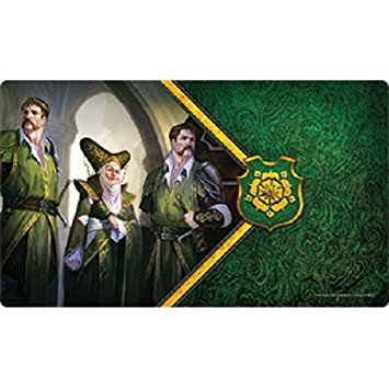 A Game of Thrones the Living Card Game: The Queen of Thorns Playmat