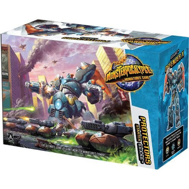 Monsterpocalypse: Protectors Starter