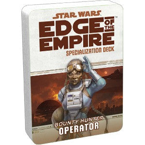Star Wars RPG: Edge of the Empire - Operator Specialization Deck