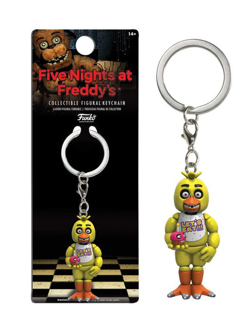 Five Nights at Freddy's Chica Key Chain