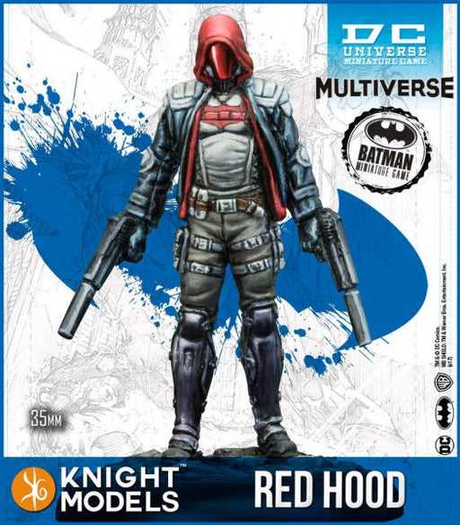 Batman Miniature Game: Red Hood (2nd Edition) (Resin)