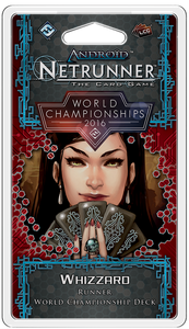 Android Netrunner LCG World Championship 2016 Whizzard Runner World Championship Deck