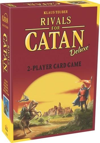Catan Rivals For Catan Deluxe
