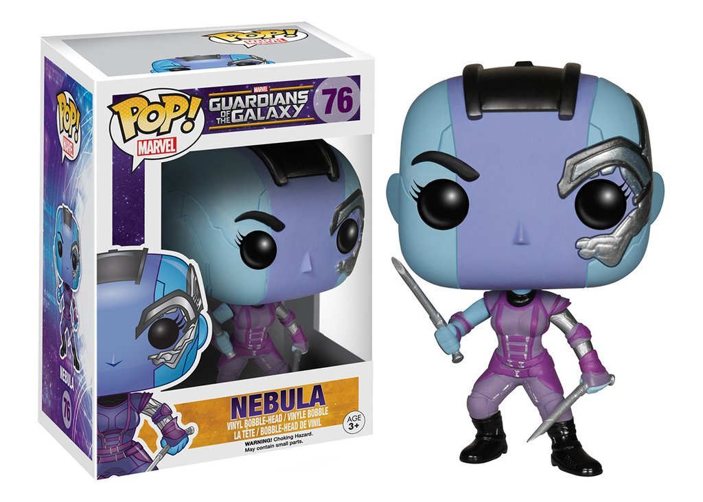 POP! Marvel: Nebula