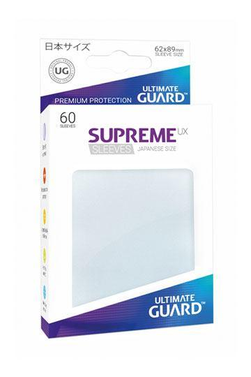 Ultimate Guard Supreme UX Japanese Size Card Sleeves Frosted 60ct