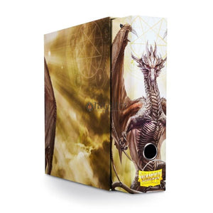 Dragon Shield Slipcase Binder White