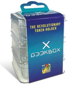 Geekbox Ultimate Token Holder 3pk