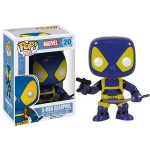 Marvel Pop Deadpool X-Men Vaulted