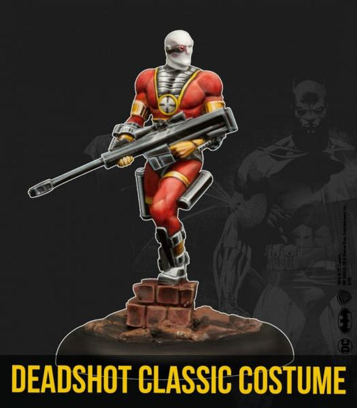 Batman Miniature Game: Deadshot - Classic Costume (Multiverse) (Resin)
