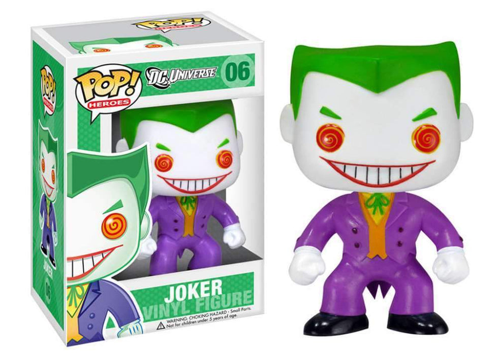 Funko Pop! Heroes DC 06 The Joker