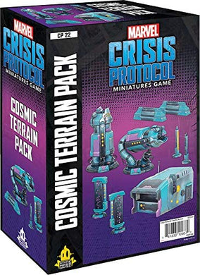 Marvel: Crisis Protocol - Cosmic Terrain Expansion