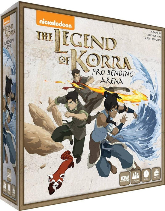 The Legend of Korra: Pro Bending Arena