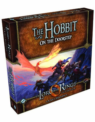 Lord of the Rings LCG: The Hobbit on the Doorstep Saga Expansion