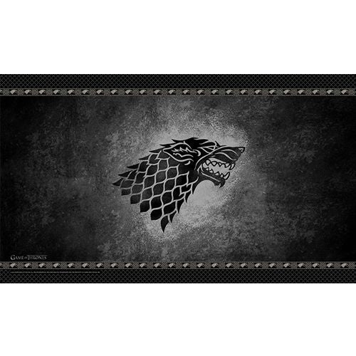 A Game of Thrones: House Stark Playmat (HBO Edition)