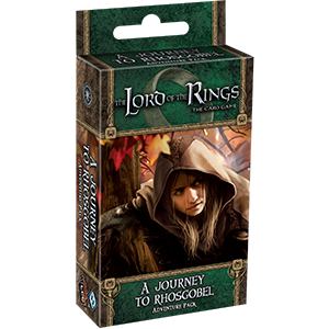 The Lord of the Rings The Card Game A Journey to Rhosgobel Adventure Pack