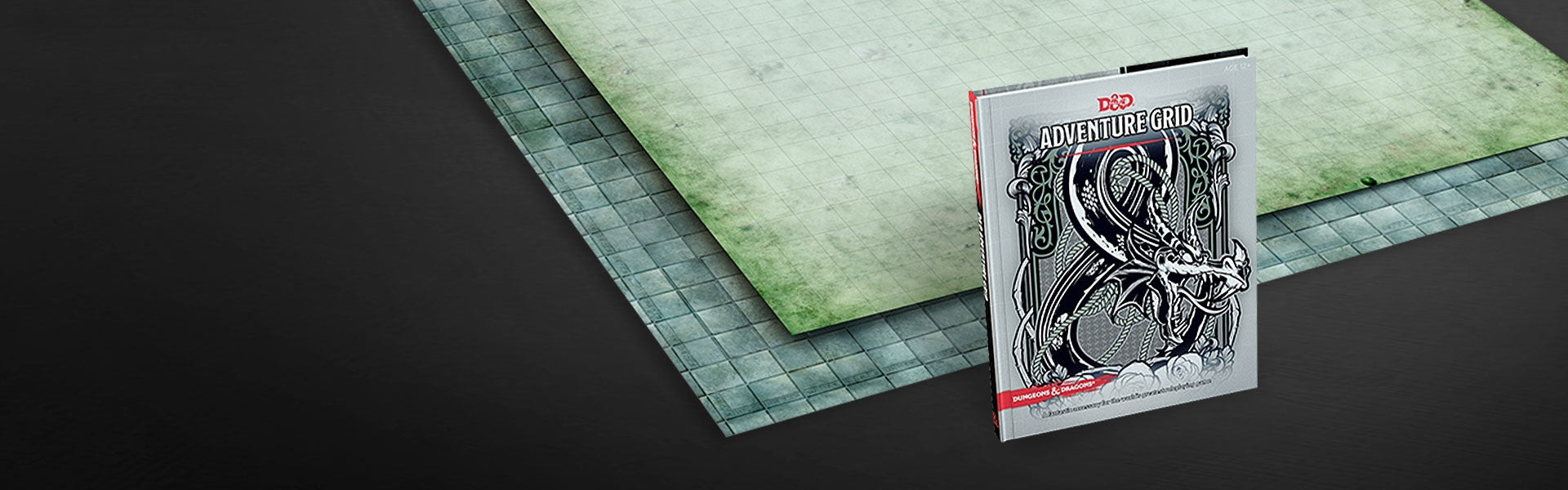 Dungeons and Dragons RPG: Adventure Grid