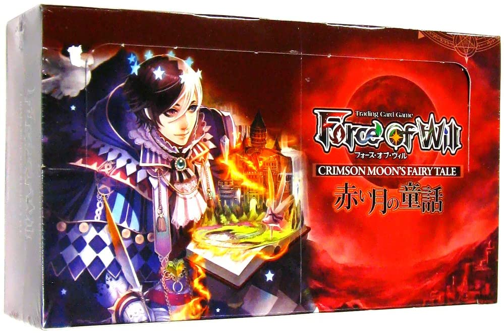 Force of Will Crimson Moon's Fairy Tale Booster Box