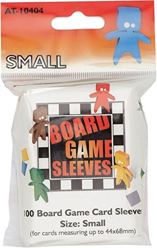 Arcane Tinmen Board Game Sleeves: Small 100ct