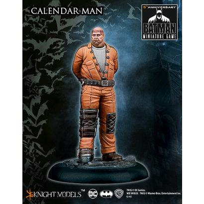 Knight Models Batman Miniatures Game Calendar Man