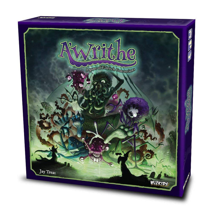 A`Writhe: A Game of Eldritch Contortions