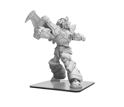Monsterpocalypse: G.U.A.R.D. Sky Sentinel Monster (Resin)