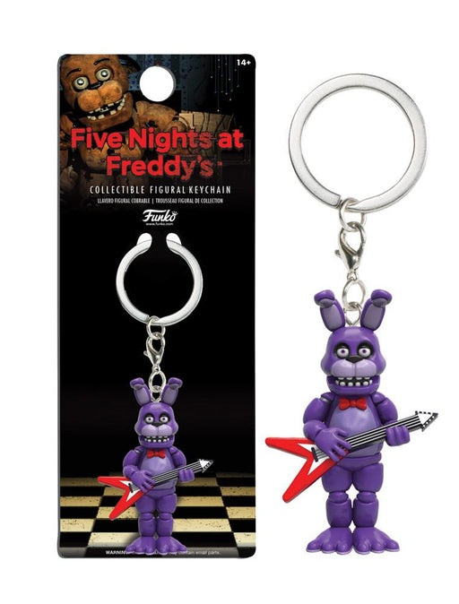 Five Nights at Freddy's Bonnie Key Chain