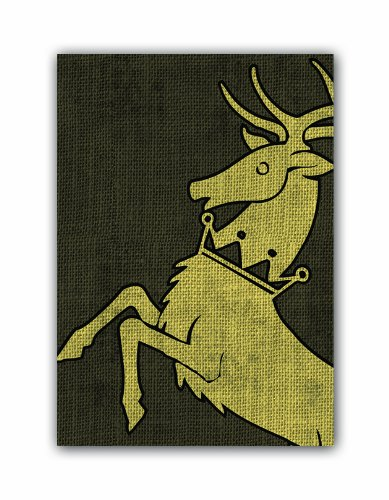 A Game of Thrones: House Baratheon Art Sleeves (50) (HBO Edition)