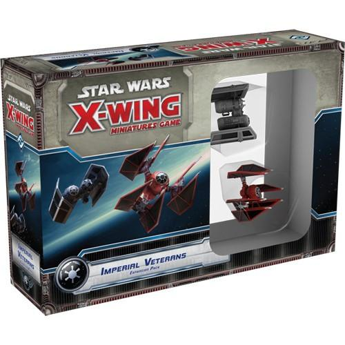 Star Wars X-Wing Miniatures Game Imperial Veterans Expansion Pack