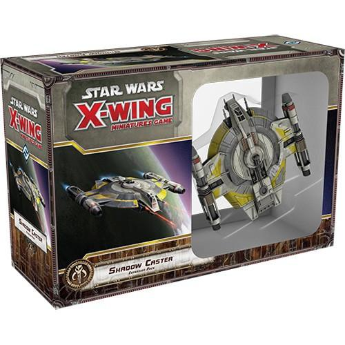 Star Wars X-Wing Miniatures Game Shadow Caster Expansion Pack