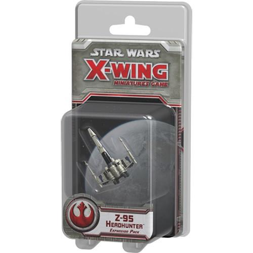 Star Wars X-Wing Miniatures Game Z-95 Headhunter Expansion Pack