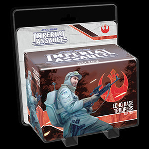 Star Wars Imperial Assault Ally Pack Echo Base Troopers