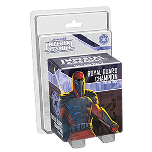 Star Wars Imperial Assault Villain Pack Royal Guard Champion