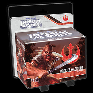 Star Wars Imperial Assault Ally Pack Wookiee Warriors
