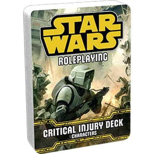 Star Wars RPG Critical Injury Deck