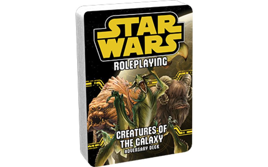 Star Wars RPG Creatures of the Galaxy