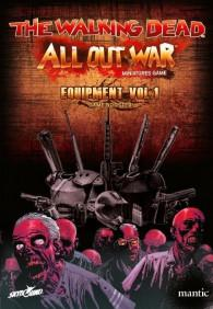 The Walking Dead All Out War Equipment Vol. 1 Game Booster