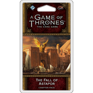 A Game of Thrones LCG Second Edition The Fall of Astapor Chapter Pack