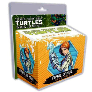 Teenage Mutant Ninja Turtles Shadows of the Past: April O'Neal Hero Pack