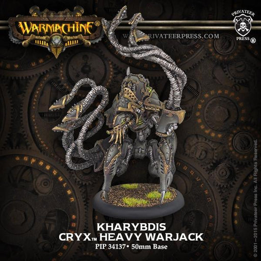 Warmachine Cryx Kharybdis