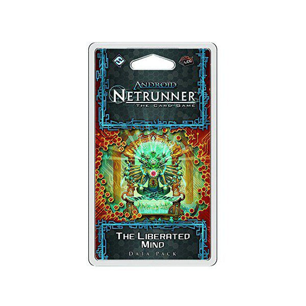 Android: Net Runner LCG - The Liberated Mind Data Pack