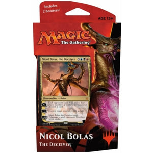 Magic: Nicol Bolas - The Deceiver Planeswalker Deck