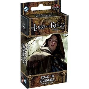 The Lord of the Rings LCG Road to Rivendell Adventure Pack