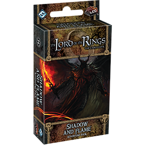 The Lord of the Rings LCG Shadow and Flame Adventure Pack